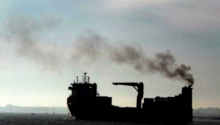 freight ships and cruise ships all over Earth are producing air pollution just to make more profit, life is changing